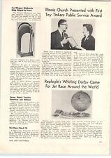 1965 PAPER AD Gee Whopper Skimboards Store Display Rack Article Geewhopper