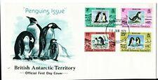 British Antarctic Territory 1979 Penguins FDC