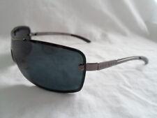 Polard Ferre Design Sunglasses Silver Frame Visor Shield Style