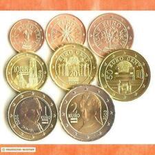 Kursmünzensatz Österreich 2002 1c-2 Euro•Münze•KMS alle 8 Münzen Satz Eurosatz