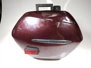 07 Yamaha FJR 1300 Right Saddlebag Luggage Lid & Housing *see notes*
