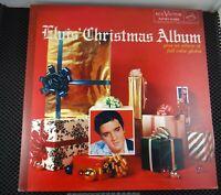Elvis Presley – Elvis' Christmas Album (RCA Victor – AFM1-5486)