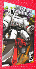 Transformers  #1  comic 2002 Dreamwave