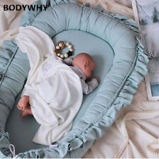 Removable Sleeping Nest for Baby Bed Crib with