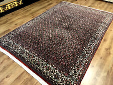 Feiner Perser Teppich Bidjar Tekab Orientteppich Korkwolle 297 x 200 Neuwertig