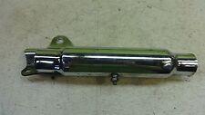 1981 yamaha xs650 Y467~ exhaust muffler pipe