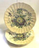 Set of 4 Royal Doulton The Kirkwood Luncheon/Salad Plates 1932