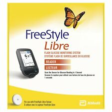 New FreeStyle Libre Reader (mmol/L) - Flash Glucose Monitoring System Reader