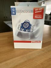 1 Box (2 Bags)  Miele HyClean GN Vacuum Cleaner Hoover Dust Bags Complete