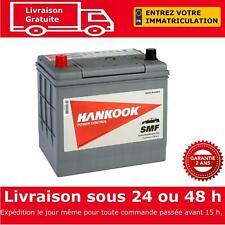 Hankook 56069 Batterie de Démarrage Pour Voiture 12V 60Ah - 230 x 172 x 220mm