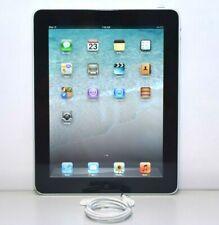 Apple iPad 1st Generation A1219 WiFi 9.7in 16GB MB292LL/A- Black - Lot of 3