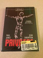 Privilege DVD The Cinema Of Peter Watkins New Yorker OOP New Sealed