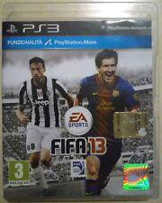 FIFA 13 PS3 - COME NUOVO- RARO - Prezzo affare!