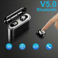 X8 TWS Bluetooth 5.0 Headphone Twins Wireless Earbuds Mini Stereo In-ear Headset