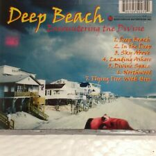 Deep Beach by Mike Borger (CD, Feb-2012) New, Sealed