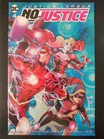 NO JUSTICE #4(of 4) League (2018 DC Universe Comics) ~ VF/NM Book