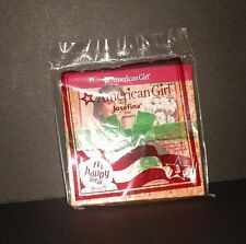 MCDONALDS 2009 HAPPY MEAL TOY AMERICAN GIRL JOSEFINA  BOOK NIP