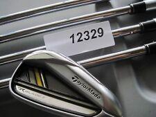 TaylorMade RBLADEZ 6-PW Stiff Flex Steel 5 pc set Golf Clubs USED  #12329