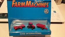 Ertl Replica Farm machines case international micro (9996)