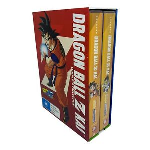 Dragon Ball Z Kai Complete Collection DVD Set - (16 DVDs, Episodes 01-98) - R4