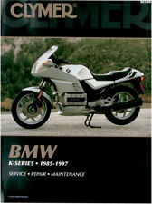 CLYMER Repair Manual for BMW K-Series 1985-1997