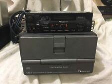 Rare NAKAMICHI TD20 & MB7 CD CHANGER  AUX IN RARE  AUTORADIO stereo audio radio