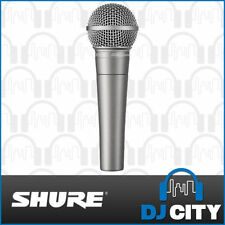 Shure Cardioid Wired Pro Audio Microphones