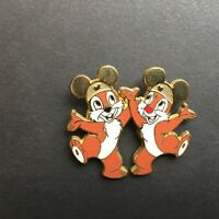 Golden Ears Hat Collection - Chip 'n Dale Disney Pin 45471