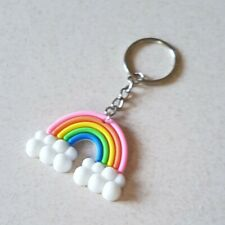 """RAINBOW OF HOPE"" KEYRING 10% FROM SALE DONATED TO RAISE."