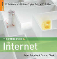 """""""VERY GOOD"""" The Rough Guide to the Internet (Rough Guides Reference Titles), Cla"""