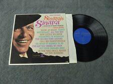 """Frank Sinatra sinatra's sinatra - LP Record Vinyl Album 12"""""""