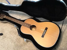 Freshman FA 300 DLX NS Acoustic Guitar with Hardcase
