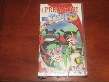 I PREDATORI DEL TEMPO Vol.9 (9 di 9) // MONDO TV P007102  VHS NEW