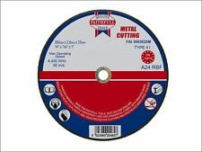Faithfull - Cut Off Disc for Metal 350 x 2.8 x 25mm