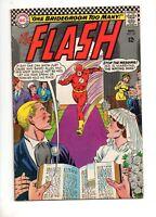 Flash #165 WEDDING of BARRY ALLEN & IRIS WEST! 3RD APP PROF ZOOM! 1966 Fn+ 6.5
