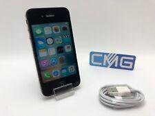 Apple iPhone 4s - 16GB - Schwarz (Ohne Simlock) A1387 (CDMA + GSM) gebraucht