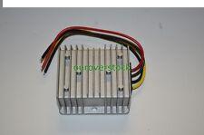 New Golf Cart Voltage Reducer Converter Regulator 48V Volt To 12V 10A Waterproof