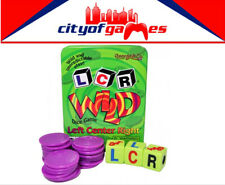 LCR - Left Center Right Wild Dice Game Brand New