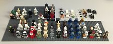 LEGO Star Wars minifigures bundle / job lot. 68 figures from battle packs / sets