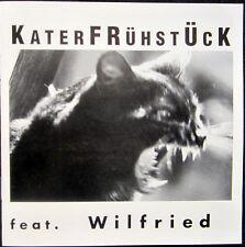 CD / WILFRIED / AUSTRIA / KATERFRÜHSTÜCK / RARITÄT /