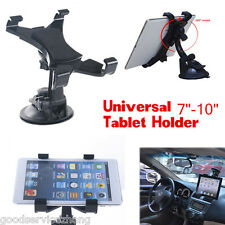 "7""-10"" Car Windshield Suction Tablet Mobile Phone Mount Holder FOR Ipad GPS"