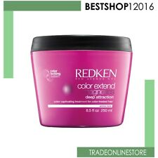 Redken Color Extend Magnetics Deep Attraction Mask 250 ml Capelli colorati DONNA