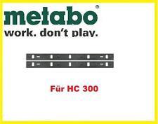 Metabo Elektra Beckum Messerträger f Wendemesser Z-Stück Hobel HC 300 0911060191