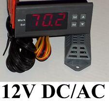 12V Humidity Air Controller Dehumidifier Humidifier Control incubator storage