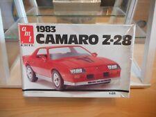 Modelkit AMT / ERTL 1983 Camaro Z-28 on 1:25 in Box (Factory Sealed)