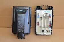 09-14 NISSAN 370Z 3.7L V6 RWD IPDM POWER DISTRIBUTION FUSE RELAY BOX 284B7 1BN0A