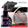Nano Magic Car Scratch Remover Cloth &Car Repairing Spray Coat Oxidation Liquid