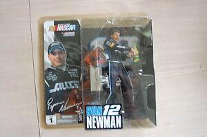 2003 Action/Mcfarlane NASCAR Series 1 RYAN NEWMAN figure Alltel Gatorade mip