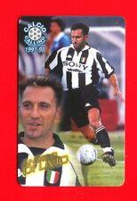 CALCIO CALLING 1997-98 Panini 1997 - Card n. 23 - DI LIVIO - JUVENTUS -New