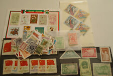 75 x China Postage Stamp collection